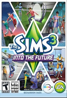 The Sims 3: Into the Future DLC STEAM CD-KEY GLOBAL PC