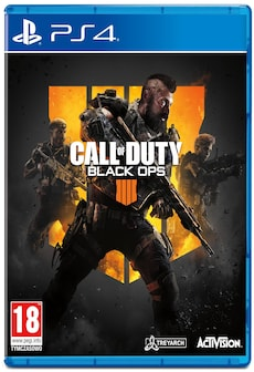 Image of Call of Duty: Black Ops 4 Standard Edition PS4 PSN