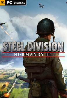 Steel Division: Normandy 44 Deluxe Edition Steam Gift GLOBAL