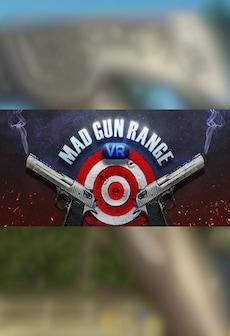 Mad Gun Range VR Simulator Steam Key GLOBAL