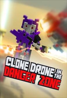 Clone Drone in the Danger Zone Steam Key GLOBAL