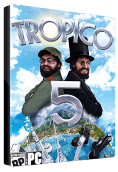 Tropico 5 Special Edition Steam Key RU/CIS