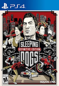 Image of PS4 Sleeping Dogs Definitive Edition (ENG)
