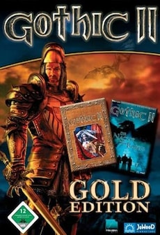 Image of Gothic 2: Gold Edition Steam Key GLOBAL