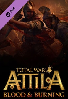 Total War: ATTILA - Blood and Burning Gift Steam GLOBAL фото