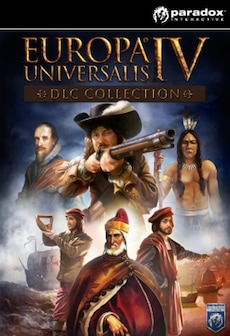 Image of Europa Universalis IV: DLC Collection (Sept 2014) Key Steam GLOBAL