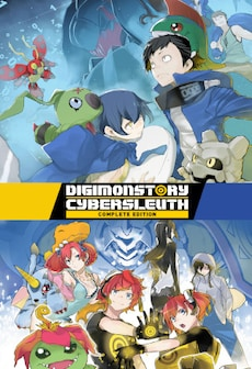 Digimon Story Cyber Sleuth: Complete Edition - Steam - Key RU/CIS