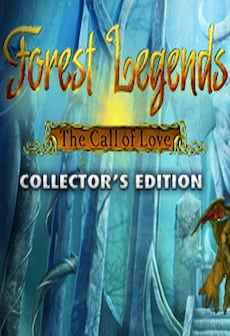 Forest Legends: The Call of Love Collector's Edition Steam Key GLOBAL