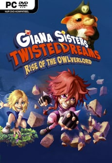 Giana Sisters: Twisted Dreams - Rise of the Owlverlord GOG.COM Key GLOBAL