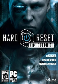 Hard Reset Extended Edition Steam Gift GLOBAL