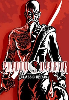 Shadow Warrior Classic Redux Steam Key GLOBAL
