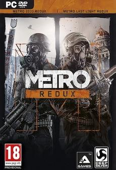 Image of Metro Redux Bundle Steam Key GLOBAL