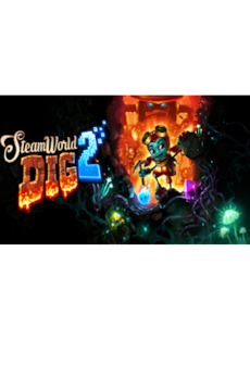 SteamWorld Dig 2 Steam Key GLOBAL