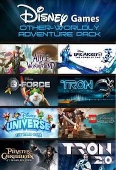Disney Other-Worldly Adventure Pack Steam Key GLOBAL
