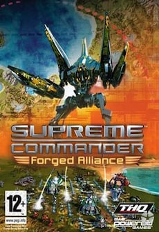 Supreme Commander Forged Alliance Steam Gift GLOBAL