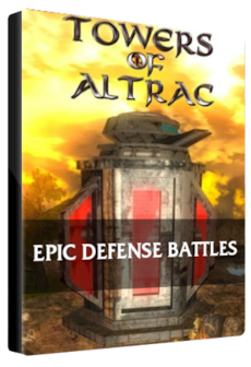 Towers of Altrac - Epic Defense Battles Steam Key GLOBAL