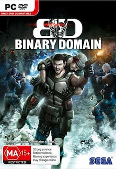 Binary Domain Collection Pack Steam Key GLOBAL