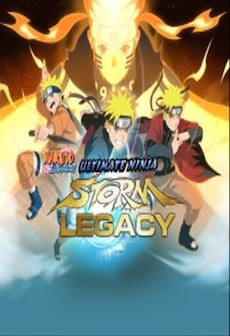 NARUTO SHIPPUDEN: Ultimate Ninja STORM Legacy Steam PC Key GLOBAL фото