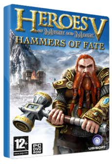 Heroes of Might & Magic V: Hammers of Fate Gift Steam GLOBAL