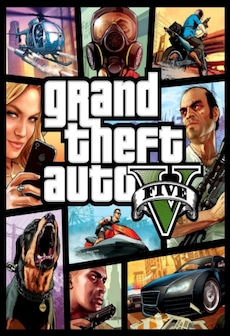 Image of Grand Theft Auto V: Premium Online Edition & Whale Shark Card Bundle (PC) - Rockstar Key - GLOBAL