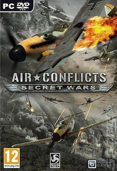 Air Conflicts: Secret Wars Steam Key GLOBAL