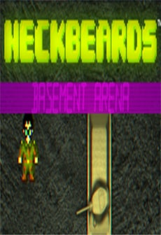 Neckbeards: Basement Arena Steam Key GLOBAL