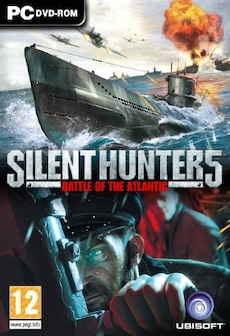 Image of Silent Hunter 5: Battle of the Atlantic Uplay Key GLOBAL