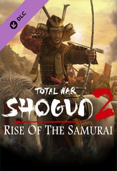 Total War: SHOGUN 2 - Rise of the Samurai Campaign DLC STEAM CD-KEY GLOBAL PC