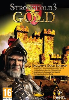 Image of Stronghold 3 Gold Edition Steam Key GLOBAL