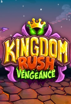 Kingdom Rush Vengeance - Tower Defense (PC) - Steam Gift - GLOBAL