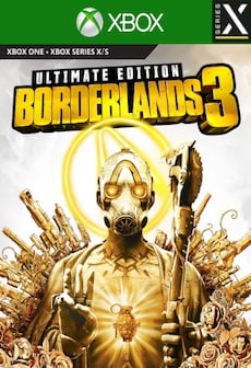 Borderlands 3 | Ultimate Edition (Xbox Series X/S) - Xbox Live Key - GLOBAL