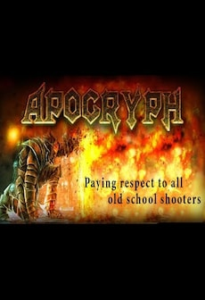 Apocryph: an old-school shooter Steam Gift GLOBAL