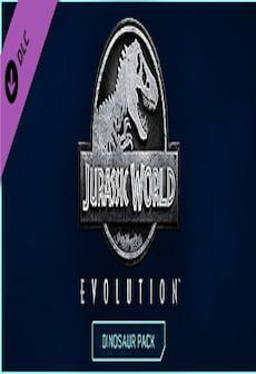Jurassic World Evolution - Deluxe Dinosaur Pack Steam Key GLOBAL