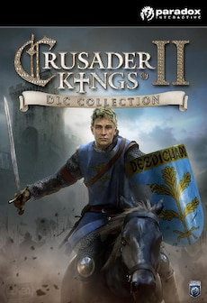 Image of Crusader Kings II - DLC Collection Steam Key GLOBAL