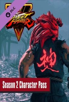 Street Fighter V - Season 2 Character Pass Steam Key GLOBAL