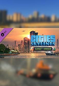 Cities: Skylines - Sunset Harbor (PC) - Steam Key - RU/CIS