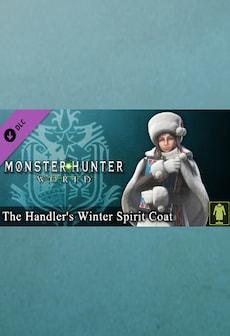 Monster Hunter: World - The Handler's Winter Spirit Coat Steam Gift GLOBAL
