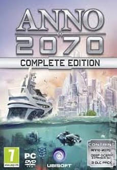 Image of Anno 2070 Complete Edition Uplay Key GLOBAL