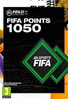 Fifa 21 Ultimate Team 1050 FUT Points - Xbox Live Key - GLOBAL