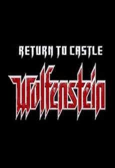 Return to Castle Wolfenstein Steam Key GLOBAL
