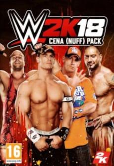WWE 2K18 - Cena (Nuff) Pack Steam Key GLOBAL
