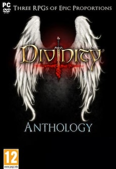 Divinity Anthology Steam Gift GLOBAL