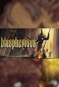 Blasphemous Steam Key RU/CIS