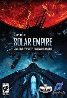Sins of a Solar Empire: Rebellion (7 Languages Version) Steam Key GLOBAL