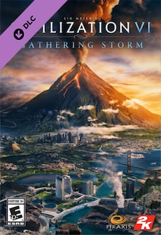 Sid Meier's Civilization VI: Gathering Storm Steam Key GLOBAL фото