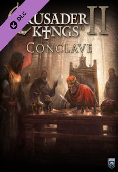 Image of Crusader Kings II - Conclave Steam Key GLOBAL
