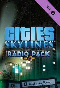 Cities: Skylines - Radio Station Bundle (PC) - Steam Key - GLOBAL