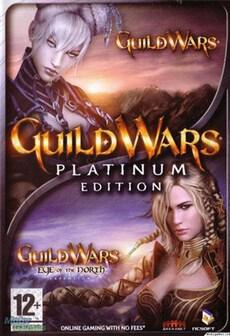 Guild Wars Platinum CD-KEY EU PC