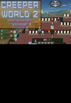 Creeper World 2: Anniversary Edition Steam Gift GLOBAL