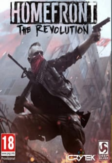 Image of Homefront: The Revolution Steam Key EUROPE